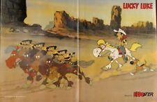 STRIPWEEKBLAD EPPO 1978 nr. 45 - POSTER LUCKY LUKE / VARIOUS COMICS