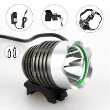 3000lm CREE XML T6 LED Cabeza lámpara luz bicicleta faro ciclismo Linterna Set