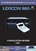 Xtreme Samples Lexicon 960 HD Reverb Impulse Response Library