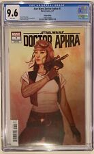 (2021) STAR WARS DOCTOR APHRA #7 1:25 JENNY FRISON Variant Cover CGC 9.6!