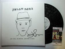 Jason Mraz Signed Autographed 'We Sing Dance Steal Things' Vinyl Album JSA