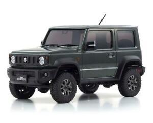 Kyosho MX-01 Mini-Z 4X4 Readyset w/Jimny Sierra Body (Green) [KYO32523GR]