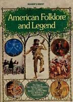 American Folklore and Legend,  Readers Digest Book
