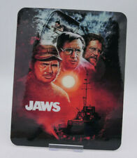 JAWS - Glossy Fridge or Bluray Steelbook Magnet Cover (NOT LENTICULAR)
