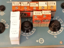 CONSIGNMENT - VACUUM TUBES 6350 BRANDS - 10X - TESTED!  GUARANTEED!