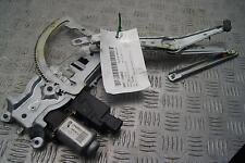 Vauxhall Corsa C 2000 - 06 Left Passenger Front Electric Window Regulator Motor