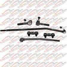 New Steering Kit Drag Link For 92-02 Ford Serie E-150 Econoline