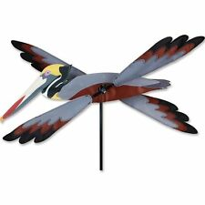 Brown Pelican Bird Whirligig Wind Spinner Small 16""
