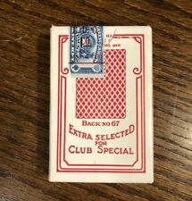 Vintage Bee Playing Cards New York Consolidated Sealed US Antique Bicycle NYCC