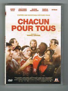 CHACUN POUR TOUS - JEAN-PIERRE DARROUSSIN - 2017 - DVD COMME NEUF