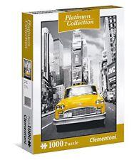 Clementoni puzzle 1000 Pzas. Platinium taxi NY