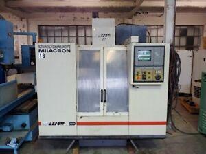 Cincinnati Milacron Arrow 500 VMC Techniques Controls CAT 40 21 ATC X20 Y20 Z20