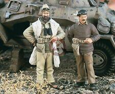 """Verlinden 1/35 """"Desert Raiders"""" British SAS Soldiers N.Africa WWII (2 Figs) 2280"""