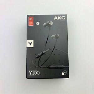 AKG Y100 Wireless Bluetooth Kopfhörer, schwarz NEUWERTIG vom Händler