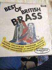 New listing The Best Of British Brass Vinyl