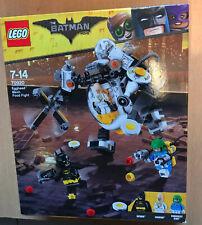 LEGO SET BOITE NEUF 70920 BATMAN MOVIE ROBOT COURANT  EGGHEAD MECH FOOD FIGHT
