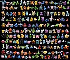 Pokemon 192pcs Lot Mini PVC Action Figures Toys - USA SELLER FAST SHIP PRIORITY