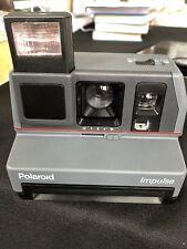 Vintage Polaroid Impulse AF Camera Plus 600 Film Instant Photos