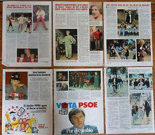 MARY SANTPERE coleccion prensa 1970s/80s cine español fotos spanish actress