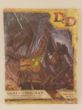 Vault of the Dracolich adventure D&D next Dungeons & Dragons NEW in shrink