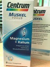 Centrum Músculo enfoque Magnesio Potasio 8 STICKS trinkgranulat