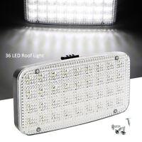 12V 36 LED Car Interior Lights Camper Van Boat Caravan Roof Doom Light Lamp UK