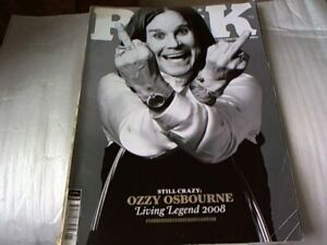 2 X Classic Rock Magazines No's 106/127 Feat: OZZY + CREAM,J BECK, S ALEX H BAND