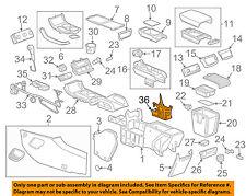 GM OEM Transmission-Gear Shift Shifter Assy 20981588