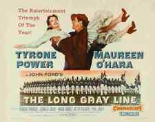 Long Gray Line The 02 Film A3 Box Canvas