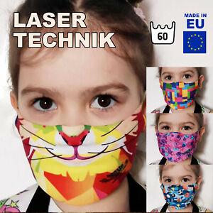 Kinder Alltagsmaske Design Mund Nase Maske Behelfsmaske waschbar 60°