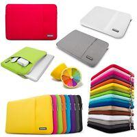 Laptop Chromebook Sleeve Case Carry Bag For 11 13 15 17 Macbook Pro Air touchbar