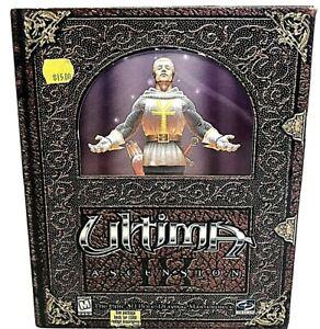 Ultima IX: Ascension (PC, 1999) Big Box PC Game NEW/SEALED Free Shipping