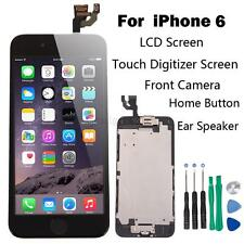 Full Set LCD Touch Screen Digitizer Assembly Replacement for iPhone 6 Black