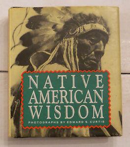 Mini Book Edward S Curtis Photography Native American Wisdom