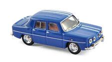 Renault 8 Gordini 1966  Bleu de France - NOREV - Echelle 1/87 - Ho
