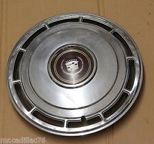 Original Cadillac enjoliveur Emblème Rouge 15 In-hubcap Wheel Cover - #5