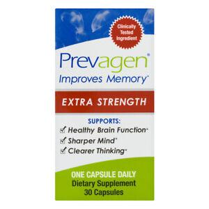 Prevagen Extra Strength Memory Capsules, 30 Ct LIMITED QUANTITY