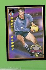 1994 Series 2 RUGBY LEAGUE CARD #179  BRETT KENNY   NSW ORIGIN