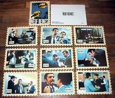 THE NiNE QUEENS Ricardo Darin Stamps argentina Thriller 10 FRENCH LOBBY CARDs