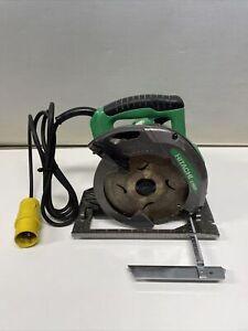 Hitachi C7SB2 Circular Saw 185mm 110V 1670W Corded & Guide Fence