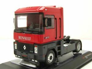 IXO TR066 RENAULT Magnum AE 420 TI Red  1/43