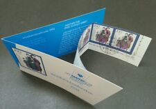 Germany Traditional Costumes 1994 Attire Cloth Culture Art (booklet) CTO
