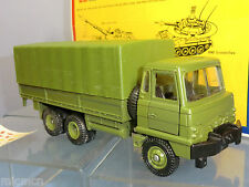 DINKY TOYS MODEL  No 668             FODEN ARMY TRUCK               MIB