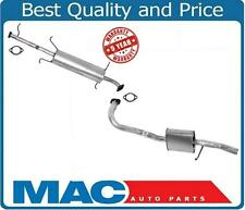 94 From Vin# 600001 to 1995 Mazda MPV 2 Wheel Drive 3.0L Muffler Exhaust System