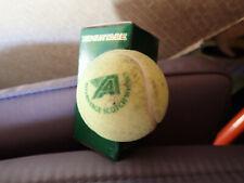 New listingminiture advantage scotch whiskey bottle empty tennis ball