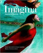 IMAGINA:ESPANOL SIN BARRERAS-TEXT by VHL