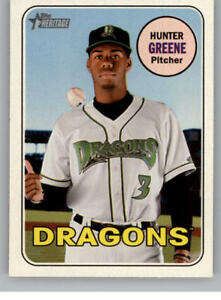 2018 Topps Heritage Minor League - Pick A Card