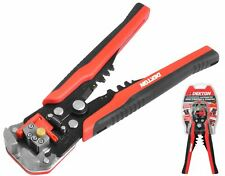 Dekton Automatic Wire Cable Cutter Stripper Crimping Crimper Plier Tool Pro