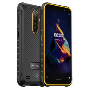 """Ulefone Armor X8 Rugged Mobile Phone 5.7"""" OctaCore Dual SIM Android 10 Unlocked"""
