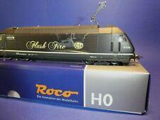 """*ROCO H0 73273 digital /Sound: """"Flash Fire"""" BR465 018-0 BLS SBB E-Lok Ep.VI"""
